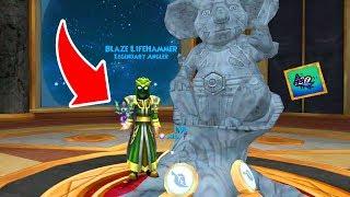 Wizard101: My Life Wiz Actually Has Hitting Gear! (125 Life Gear)