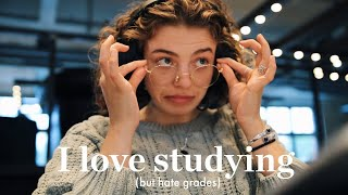 Why I Love Learning... and Not Grades