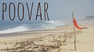 Poovar | Golden Sand Beach | Kerala Vlog | Episode 8