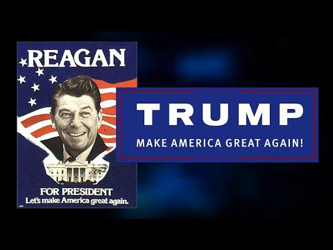 Ronald Reagan's Evolution From Democrat to Republican