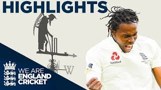 The Ashes Day 3 Highlights | Second Specsavers Ashes Test 2019