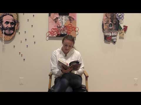 Banned Books   Jessica Carpenelli reads