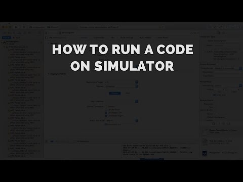 How To Run A Code On Simulator With Xcode | Bluecloud Solutions
