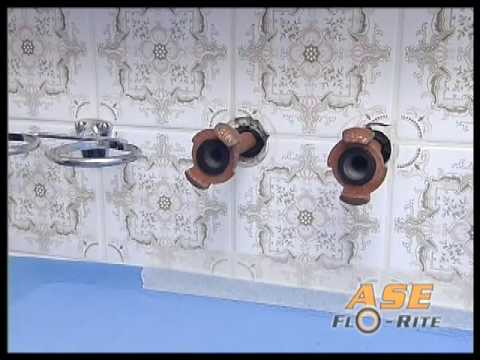 ASE Flo Rite Clean Rust from Pipes