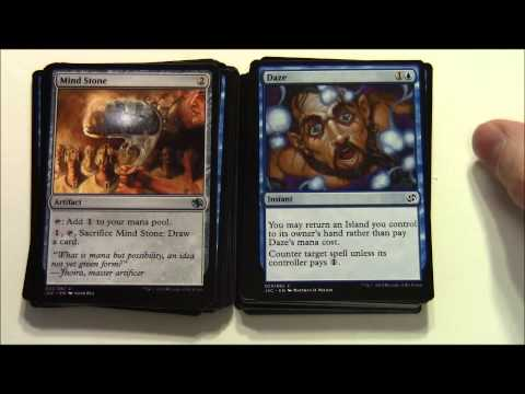 Magic The Gathering - Duel Decks Anthology - Unboxing 3 of 5 - Jace vs. Chandra