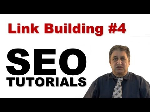 Link Building #4   SEO Tutorials