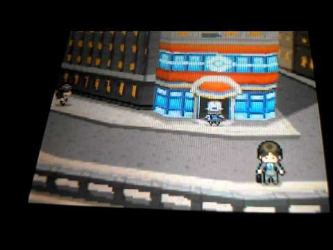 How to get the 2nd Master Ball in Pokemon Black/White
