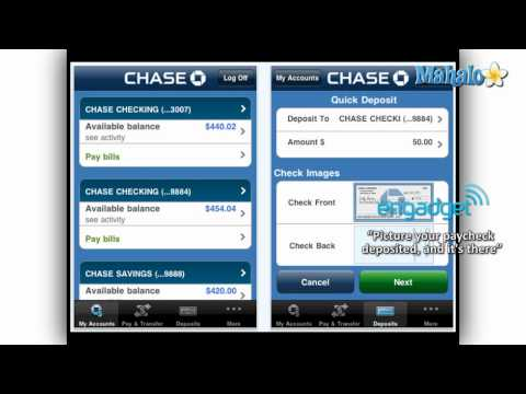 Chase Mobile iPad App Review