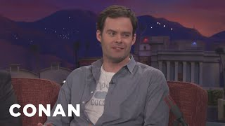 Download Bill Hader Is A Bad Actor In ″Barry″ - CONAN on TBS Video