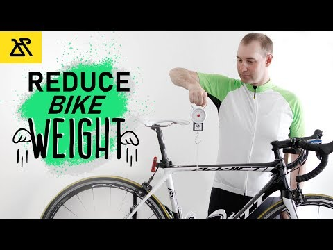 7 Best Ways to Reduce Your Bike Weight