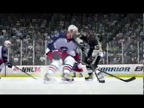 NHL 14: Light You Up