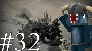 Let S Play Skyrim Defeating Alduin 32