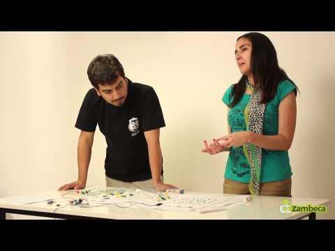Zambeca - Entrevista a Claudia Nuñez (Arduino, Lilypad, e-textiles)
