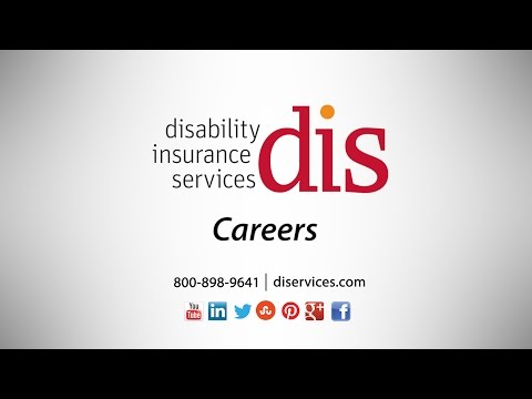 Disability Insurance Services - Careers