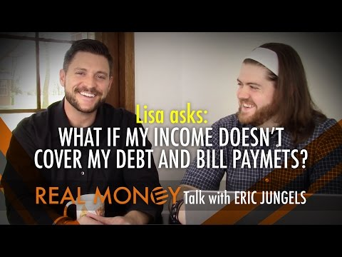 What if you don't make enough to pay debt and bill payments each month?