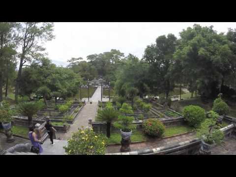 Cambodia, Vietnam & Hong Kong via GoPro