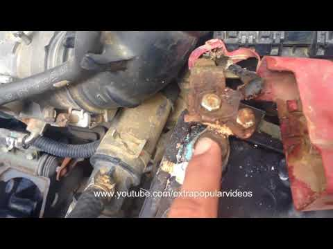 Car Engine Starting Problems | Car Driving Lesson Hindi Urdu