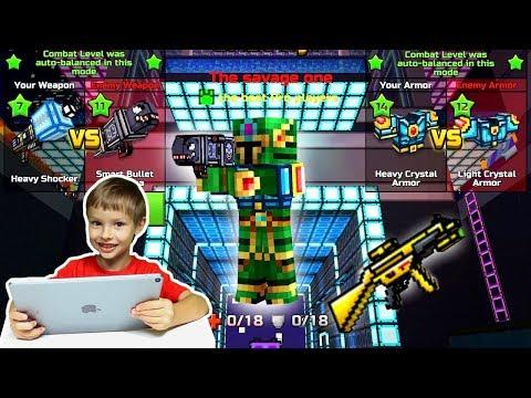 Pixel Gun 3D - Tryb snajperski! #5