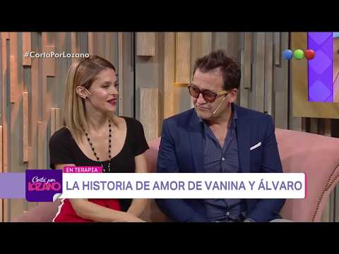 Xxx Mp4 Álvaro Navia Y Vanina Escudero En El Diván De Vero Cortá Por Lozano 2018 3gp Sex