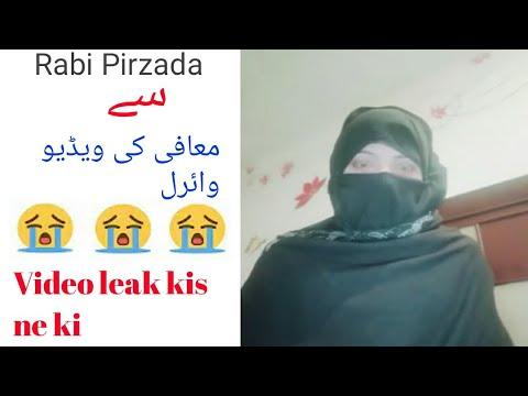 Xxx Mp4 Rabi Pirzada Private Video Leak Rabi Pirzada Video Dance Leaks 3gp Sex