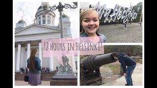 72 Hours in Helsinki, Finland! | August 2018
