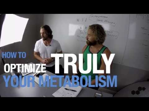 How To Optimize Your Metabolism (Increase Metabolic Rate)