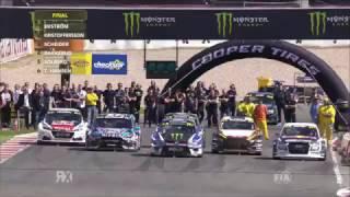 2017 World RX of Barcelona - Supercar Final