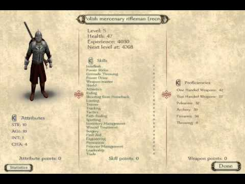Let's Talk - Mount and Blade: With Fire and Sword - Mercenaries and You!