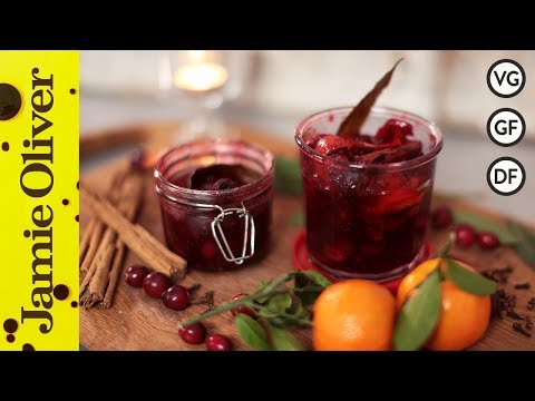 How To Make Cranberry Sauce | Gennaro Contaldo