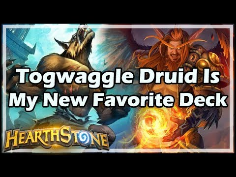 [Hearthstone] Togwaggle Druid Is My New Favorite Deck