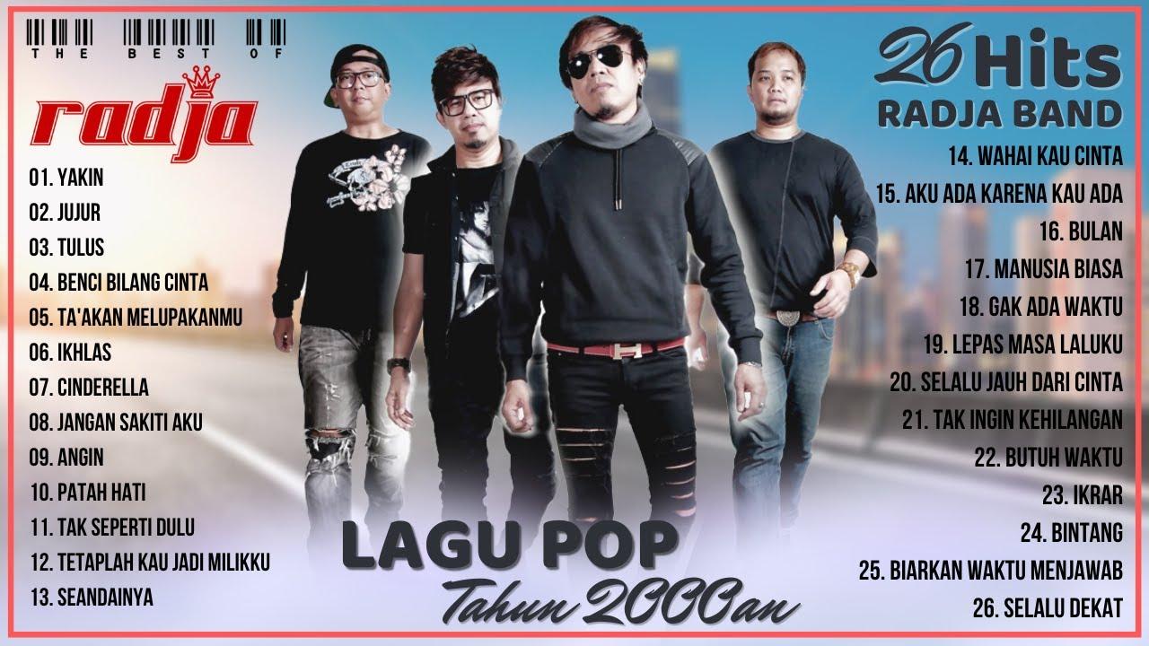 Download RADJA - Full Album Tanpa Iklan ( 26 Lagu Pop Indonesia Terbaik Tahun 2000an Paling Hits ) MP3 Gratis