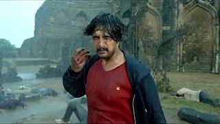 Fighting Stunts - Maanikya - Kicha, Ranya Rao - Hit Fighting Scene
