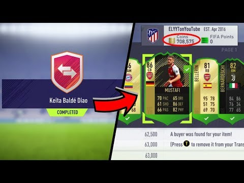 WHEN TO SELL CARDS IN FIFA 18 ULTIMATE TEAM?! | TRADING TO GLORY #16 | FIFA 18