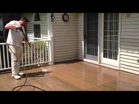 Cleaning composite decking- New Freedom, PA 17349