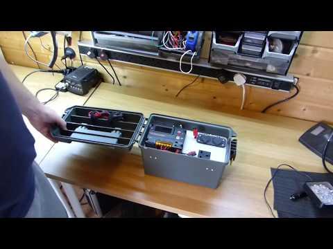 Portable Power Box v2