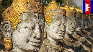 Cambodia lost cities: Vast Khmer empire discovered hidden under the jungle - TomoNews