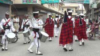 Lajwab Fuji pipe band gujrat ph 0092345 5475686