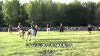 Mutina Boica 2014 - LA GUERRA DI MODENA, 43 A.C.