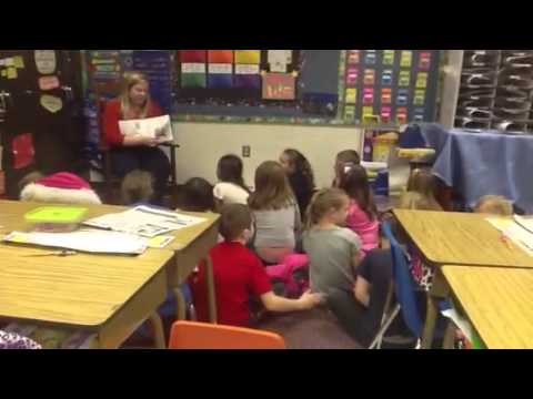 1st grade lesson part 1