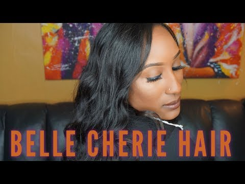 Belle Cherie Hair Naturally Straight Review