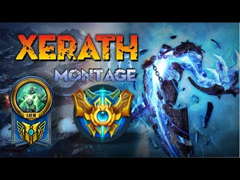 Xerath Montage - Best Xerath Plays S7 - Xerath Pentakill Compilation - League of Legends