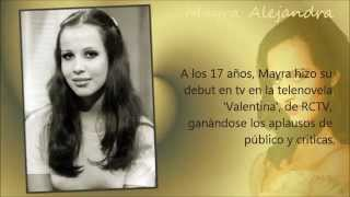 Tributo A Mayra Alejandra :: Trayectoria