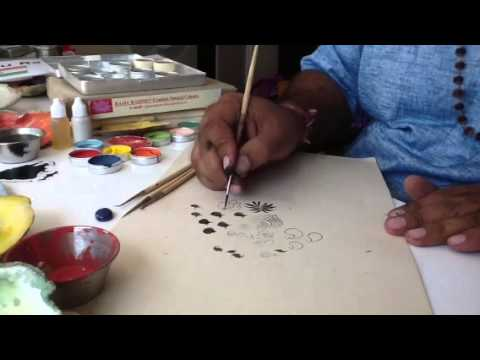Learn Secrets of Indian Miniature Painting By Ramu Ramdev, Chapter 1
