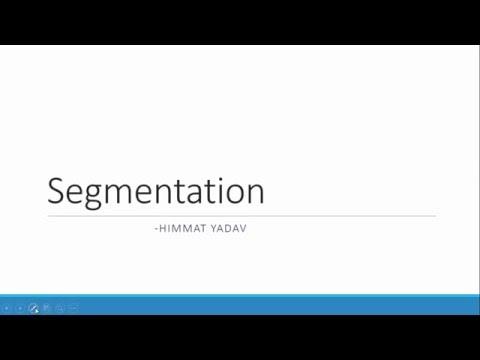 Operating System : Segmentation