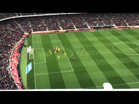 Lionel Messi goal vs Atletico Madrid