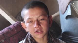 مسعود ۹ ساله چگونه معتاد شد؟