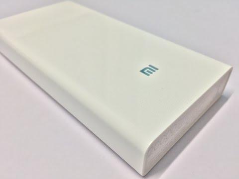 Xiaomi Mi 20000mAh Power Bank Unboxing & Overview (INDIA)