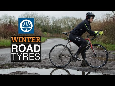 Upgrade Clinic - Winter Road Bike Tyres