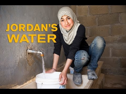 Syria crisis & water: What solutions are supporting Jordan's scarcest resource?