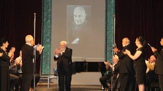 აკაკი ხორავას დაბადებიდან 120 წლისთავისადმი მიძღვნილი საიუბილეო საღამო